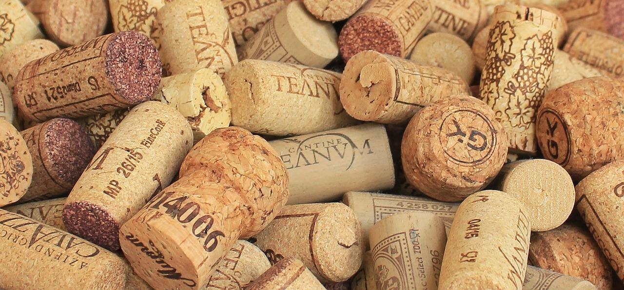 champagne cork, wine corks, background